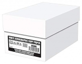 Bulk Buy Paper, 8-1/2 x 11, Bright White, 5000 Shts/Ctn