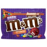 M&M's Dark Chocolate , 10.7oz