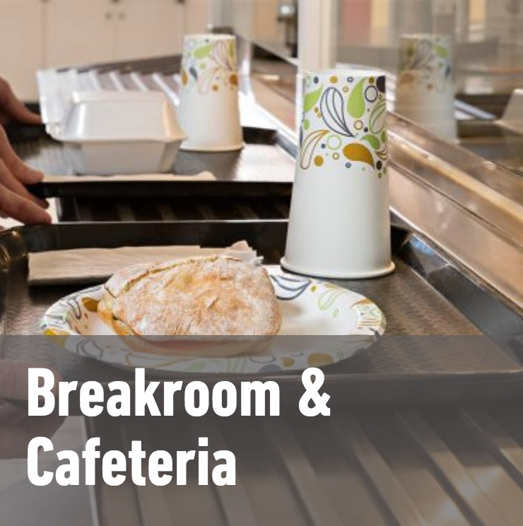 Breakroom & Cafeteria Supplies